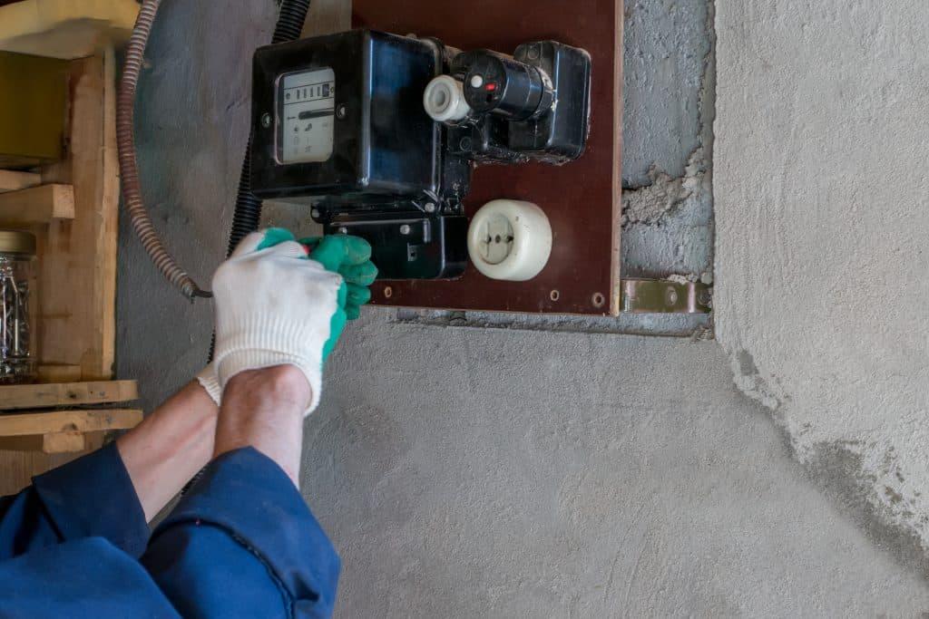 remplacement compteur electrique enedis